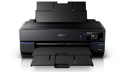 Epson Unveils New SureColor P800 17-Inch Wide Professional Printer