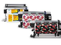EPSON Announces New SureColor F6200, F7200 & F9200 Dye Sub Printers
