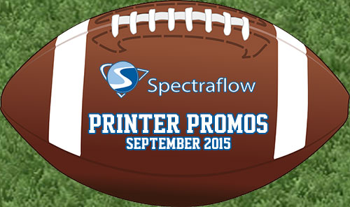 Epson Printer Promos for September 2015
