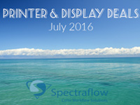 Printer and Display Deals for July 2016