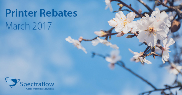 Printer Rebates March 2017