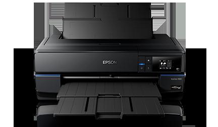 Epson Unveils New SureColor P800 17-Inch Wide Professional Printer
