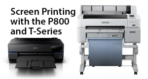 Tech Tip: Convert the P800, T3270 or Any T-Series into a Screen Printer