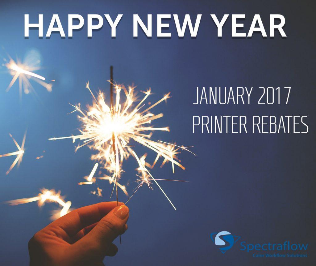 New Year, New Printer Savings January 2017