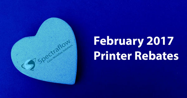Printer Rebates to Love February 2017