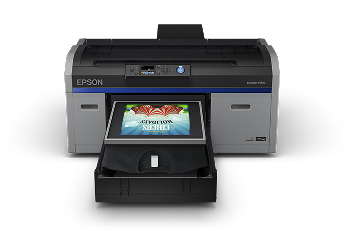 It's Official: Epson Announces Fast, High Quality Next-Gen SureColor F2100 DTG